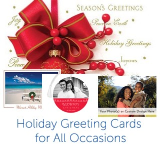 Holiday Greeting Cards for All Occasions